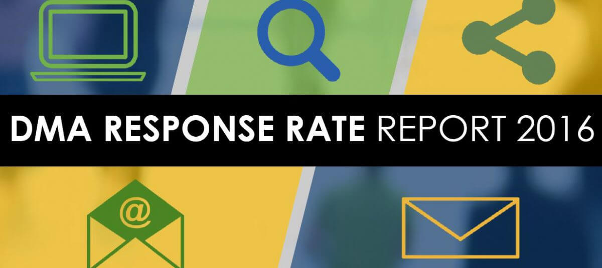 dma response rate report 2017 pdf